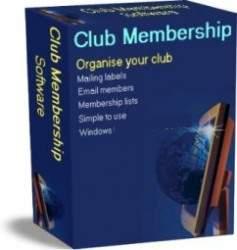 Free club membership database